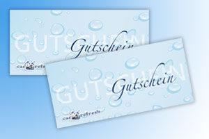 Gutscheine Autoreinigung | Car-Refresh - Autoreinigung Innsbruck