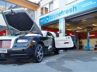 Autoreinigung Einkaufszentrum Cyta | Car-Refresh
