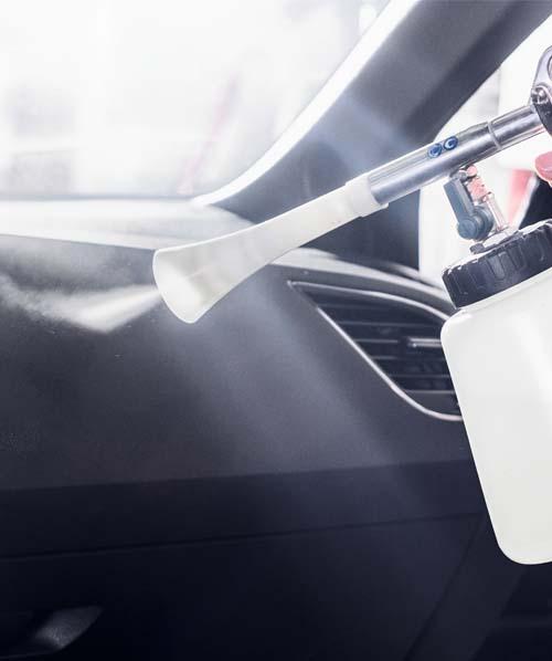 Ozonreinigung Auto  | Car-Refresh - Autoreinigung Innsbruck